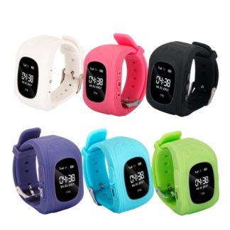 самые простые умные часы для детей